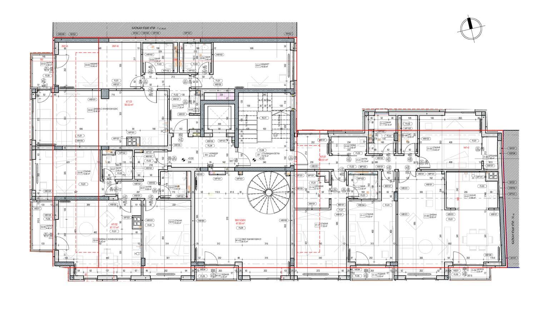 Царибродска Сграда 2 Етаж 1