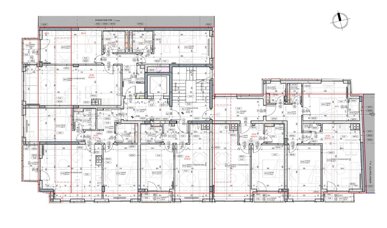 Царибродска Сграда 2 Етаж 2