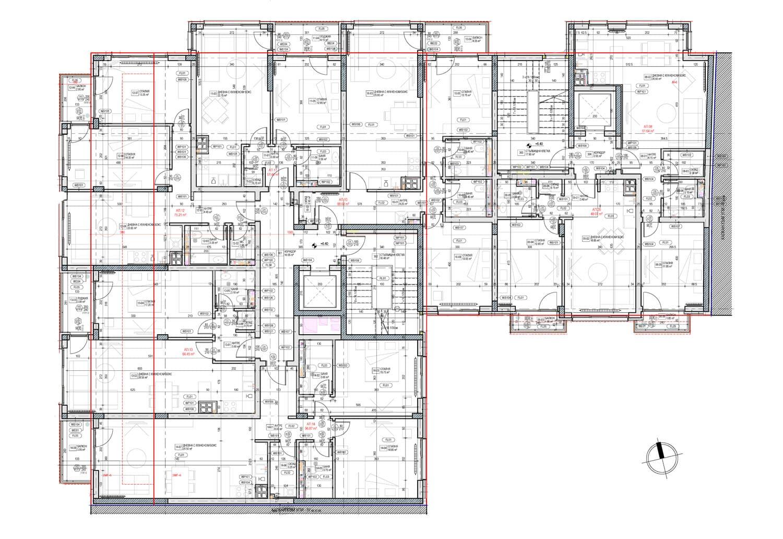 Царибродска Сграда 1 Етаж 2