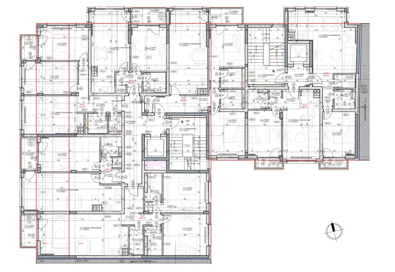 Царибродска Сграда 1 Етаж 3