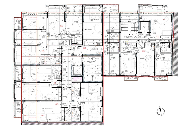 Царибродска Сграда 1 Етаж 4